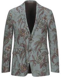 Etro Suit Jacket - Green