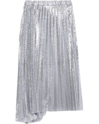 ViCOLO 3/4 Length Skirt - Metallic