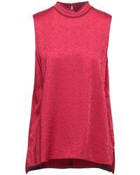 Rag & Bone T-shirt - Rouge