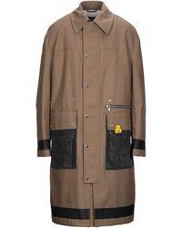 DIESEL Overcoat - Multicolour