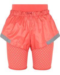 adidas By Stella McCartney Shorts - Naranja