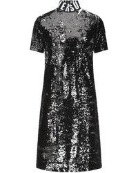 Versus Knee-length Dress - Black