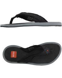 BOSS Orange | Toe Post Sandal | Lyst