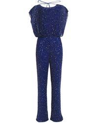 Jenny Packham Jumpsuit - Blue