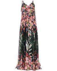 Elie Saab Long Dress - Black