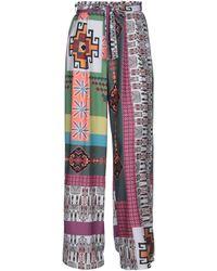 Desigual Trousers - Multicolour