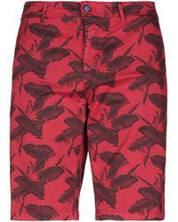 Bomboogie Shorts e bermuda - Rosso