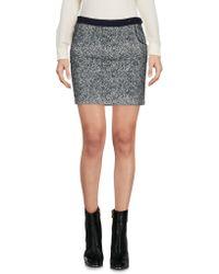 Valentine Gauthier - Mini Skirt - Lyst