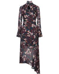 Annarita N. 3/4 Length Dress - Multicolour