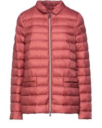 Peuterey Down Jacket - Red