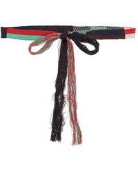 Jil Sander Belt - Multicolour