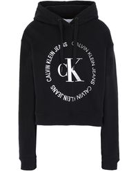 Calvin Klein Sweat-shirt - Noir