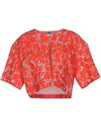 Blumarine Suit Jacket - Red