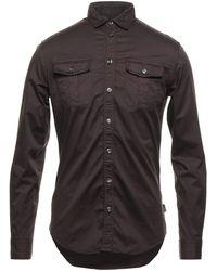 Armani Shirt - Grey