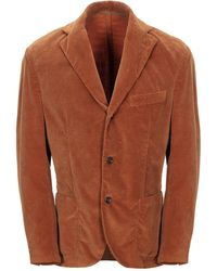 History Repeats Suit Jacket - Brown