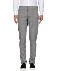 Dondup Casual Trousers - Grey