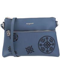 Desigual Cross-body Bag - Blue