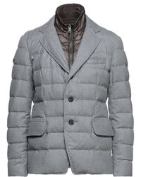 Add Down Jacket - Gray