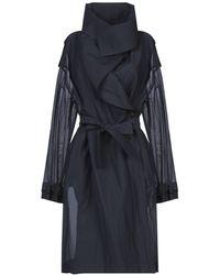 AALTO Overcoat - Blue