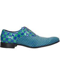 Harris Chaussures à lacets - Vert