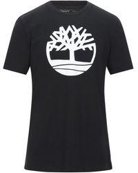 Timberland T-shirt - Noir