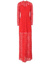 Marciano Long Dress - Red