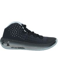 Under Armour High-tops & Sneakers - Black
