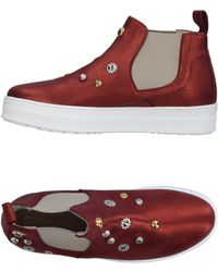 Giancarlo Paoli - High-tops & Sneakers - Lyst
