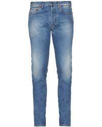 Valentino Denim Pants - Blue