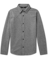Billy Shirt - Grey