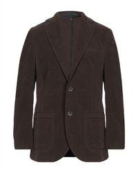 Jeckerson Suit Jacket - Brown