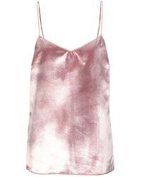 Rochas Top - Pink