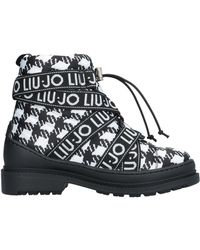 Liu Jo Ankle Boots - White