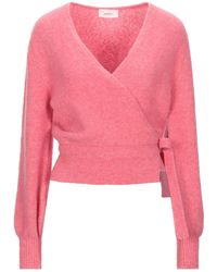 ViCOLO Wrap Cardigans - Pink