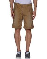 People - Bermuda Shorts - Lyst