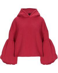 WEILI ZHENG Sweatshirt - Red