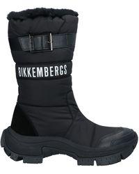 Bikkembergs Bottines - Noir