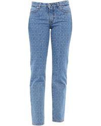 1017 ALYX 9SM Pantalones vaqueros - Azul
