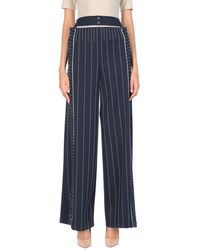 Valentino Casual Trouser - Blue