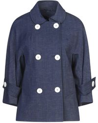 Kiton Suit Jacket - Blue