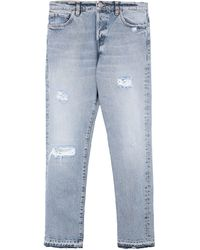 2W2M Denim Pants - Blue