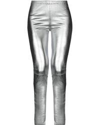 Zadig & Voltaire Leggings - Metallic