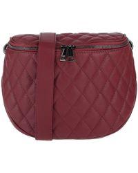 Ab Asia Bellucci Cross-body Bag - Red
