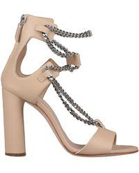 Casadei Sandals - Natural