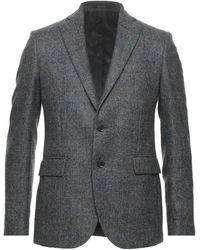 Angelo Nardelli Suit Jacket - Grey
