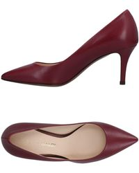 Lella Baldi - Court Shoes - Lyst