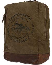 Campomaggi Backpacks & Fanny Packs - Green
