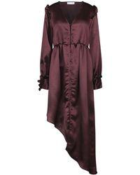 WEILI ZHENG Short Dress - Multicolour
