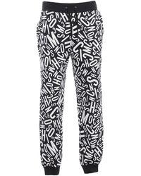 Moschino Pyjama - Schwarz