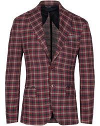 Takeshy Kurosawa Suit Jacket - Red